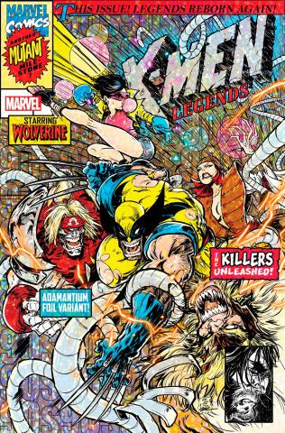 X-Men Legends #9 (Andrews Cover)