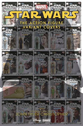 Star Wars: The Action Figure Variant Covers #1