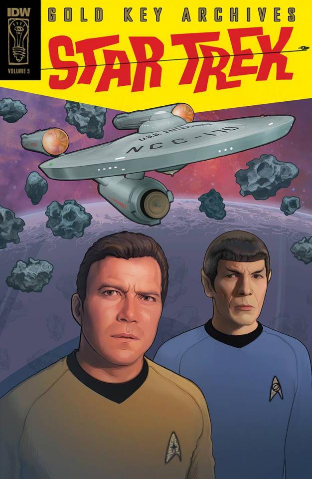 Star Trek: The Gold Key Archives Vol. 5