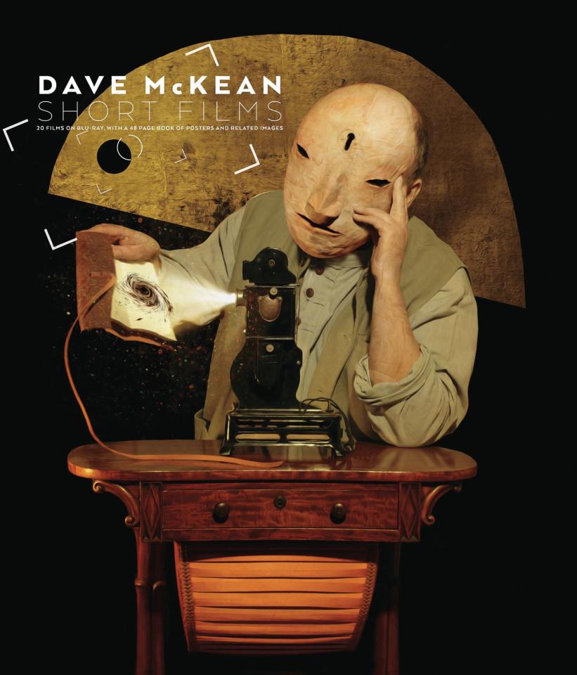 Dave McKean: Short Films
