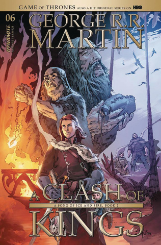 A Game of Thrones: A Clash of Kings #6 (Rubi Cover)