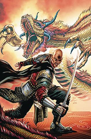 Shang #1 (Vitorino Cover)