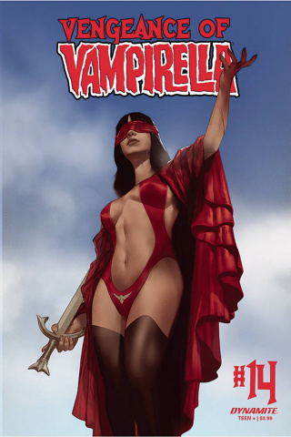 Vengeance of Vampirella #14 (Oliver Cover)
