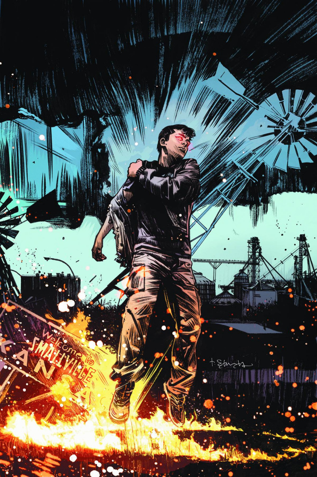 Superman: American Alien #2 (Variant Cover)
