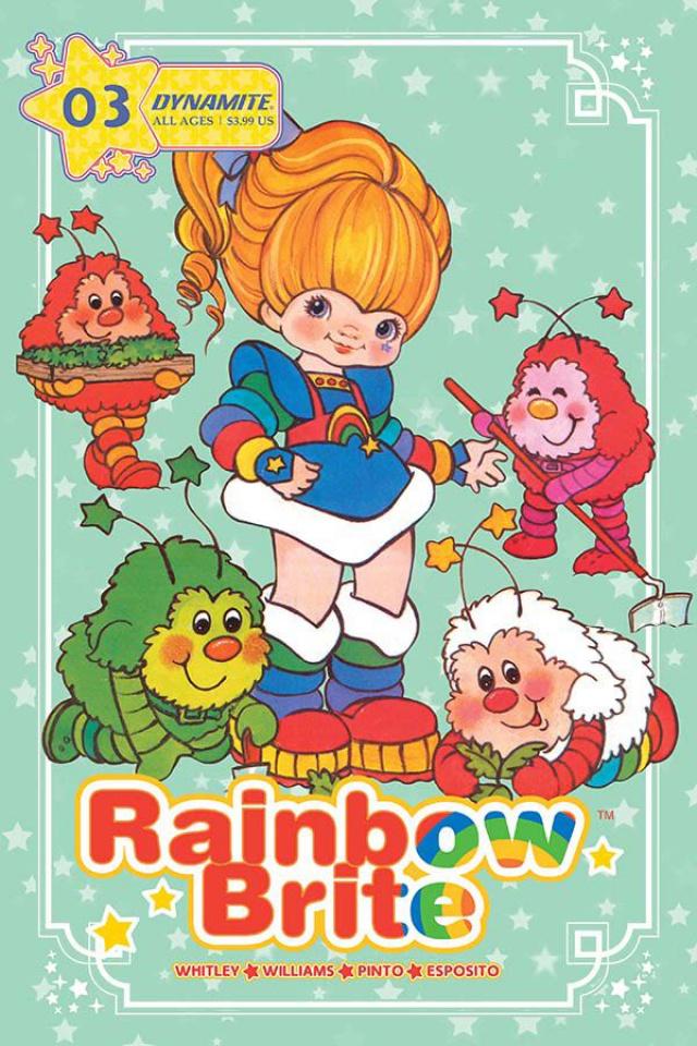Rainbow Brite #3 (Classic Cover)