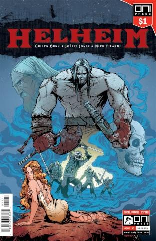 Helheim: Witch War #1 (1 Dollar Edition)