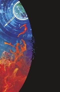 Broken World #1 (20 Copy Ward Cover)