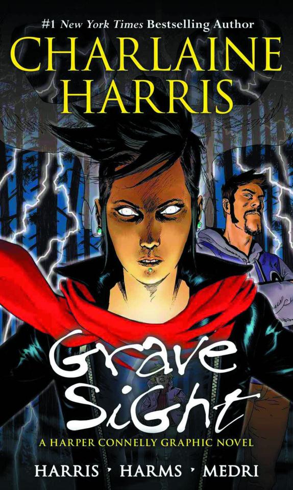 Harper Connelly Vol. 1: Grave Sight