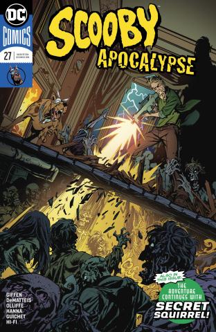 Scooby: Apocalypse #27