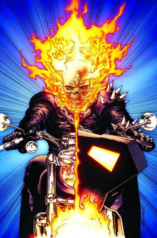 Ghost Rider: Cycle of Vengeance #1