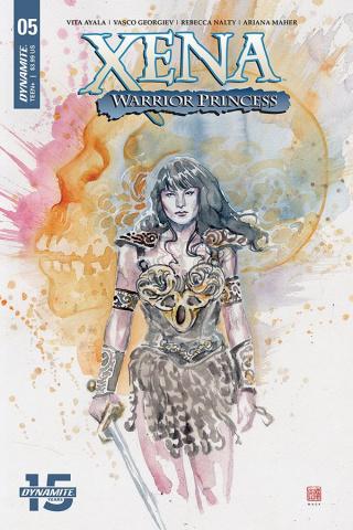 Xena: Warrior Princess #5 (Mack Cover)