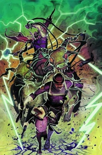 Marvel Zombies: Destroy #5