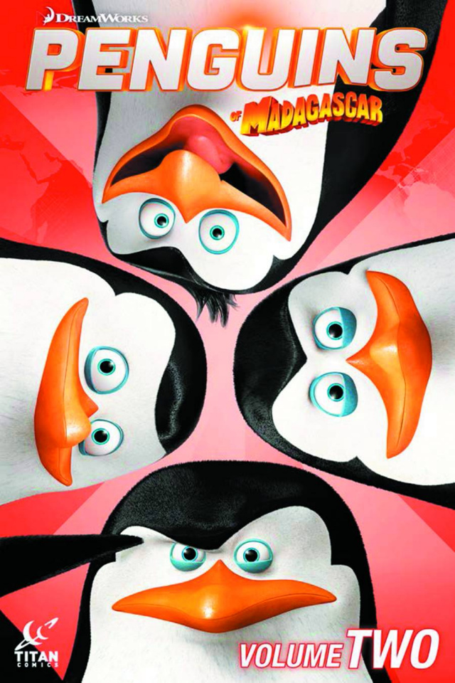 The Penguins of Madagascar Vol. 2