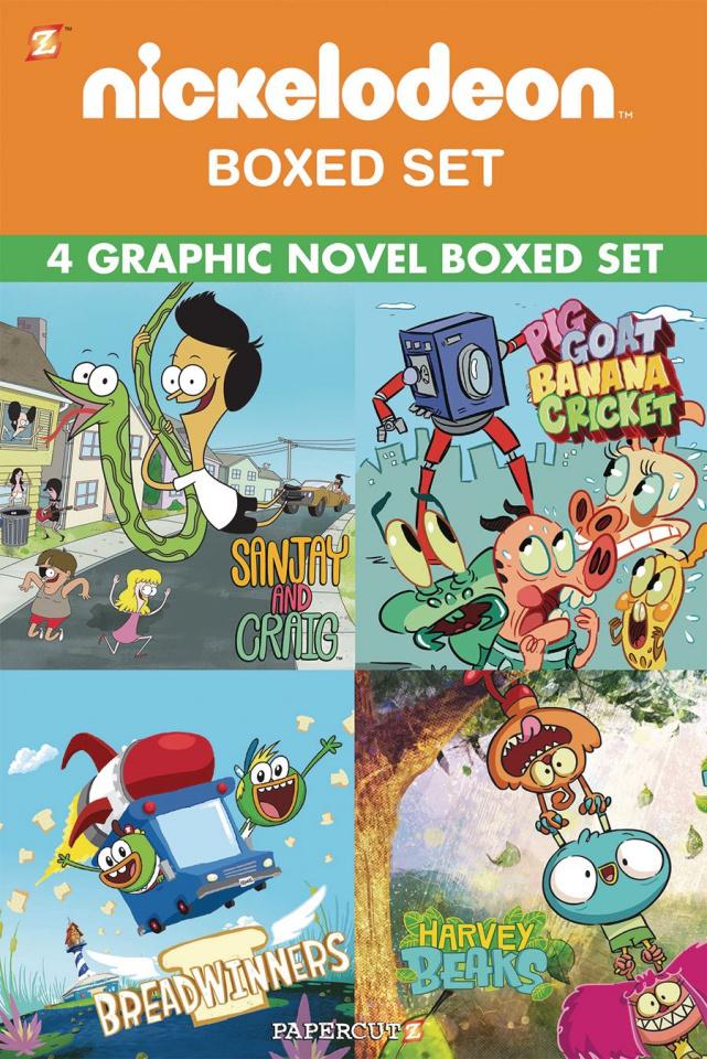 Nickelodeon Boxed Set Box Set