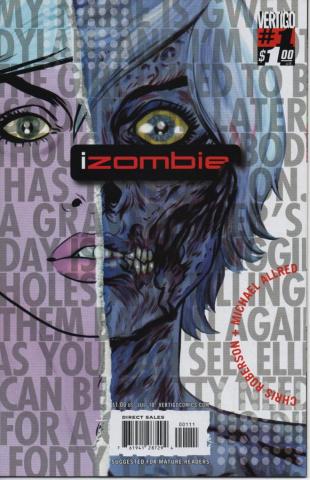 iZombie #1 (Special Edition)