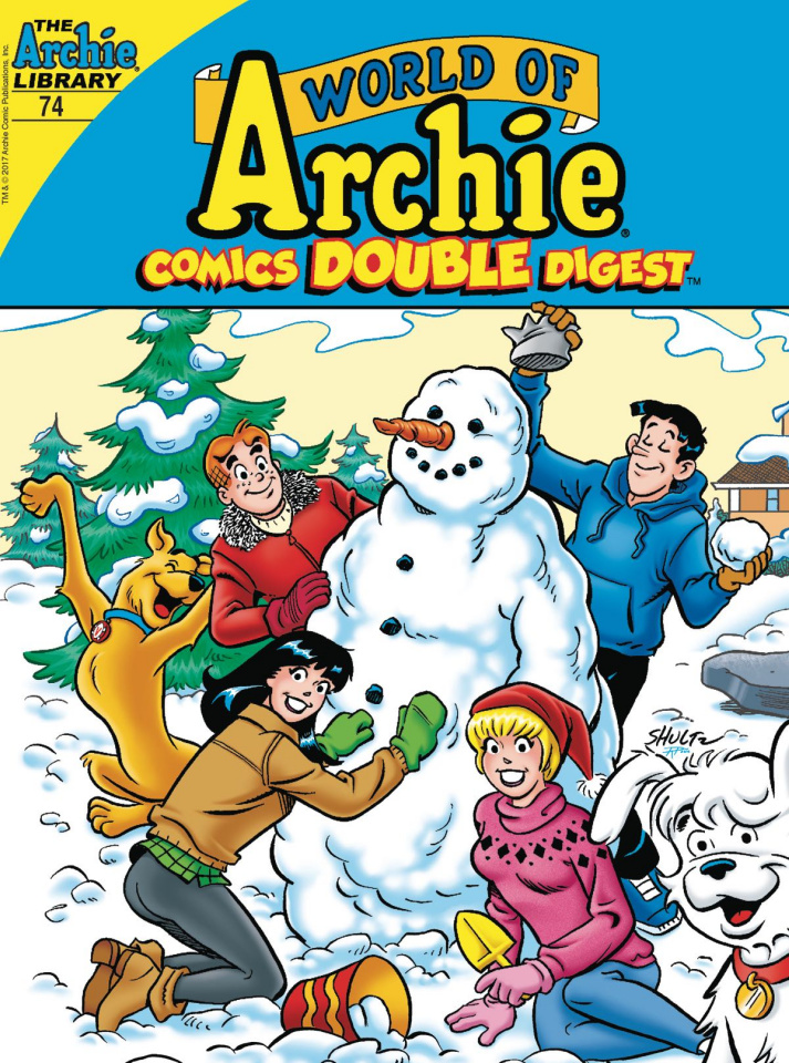 World of Archie Comics Double Digest #74