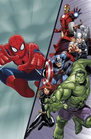 Ultimate Spider-Man and Avengers #1 (Halloween ComicFest 2015)
