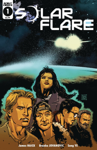 Solar Flare #1 (2nd Printing)
