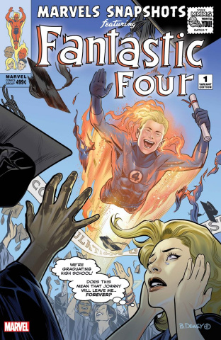 Fantastic Four: Marvels Snapshot #1 (Dewey Cover)