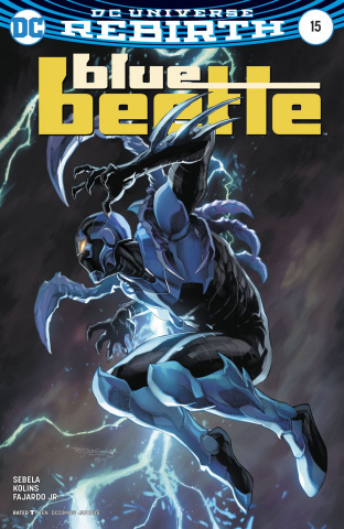 Blue Beetle #15 (Variant Cover)