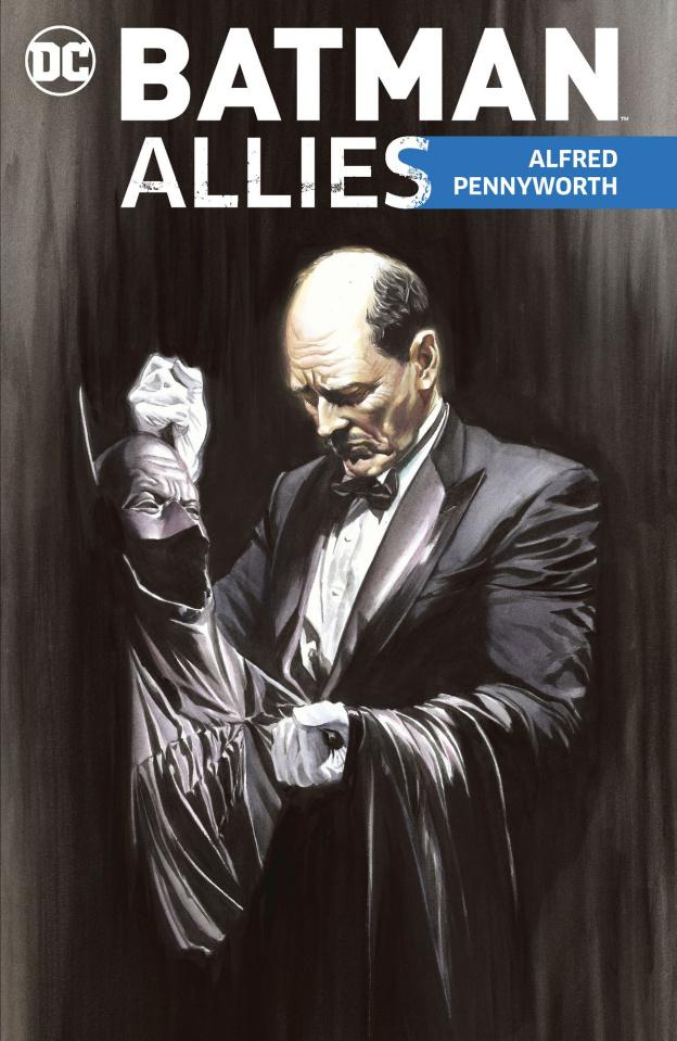 Batman: Alfred Pennyworth
