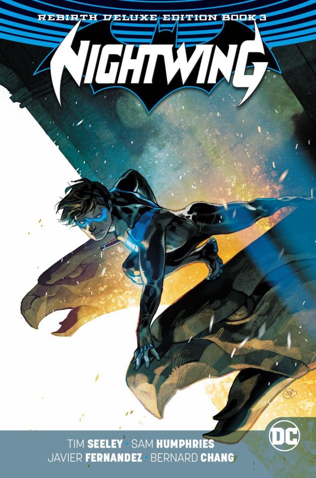 Nightwing Book 3 (Rebirth)