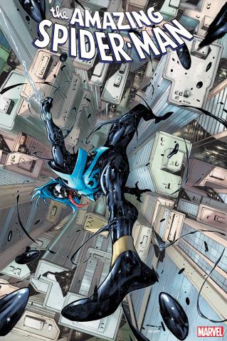 The Amazing Spider-Man #75 (Coello Stormbreakers Cover)