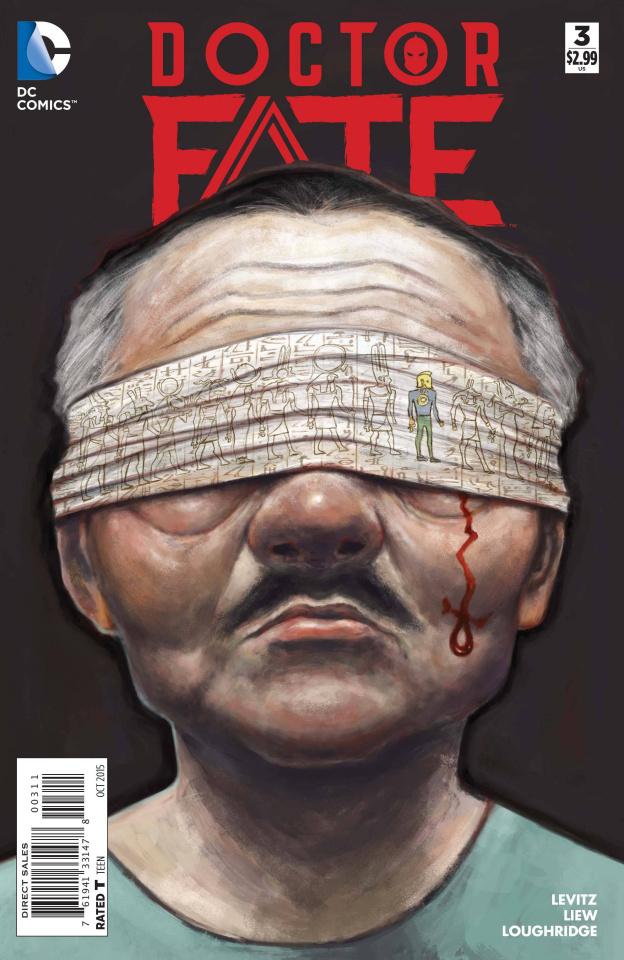 Dr. Fate #3