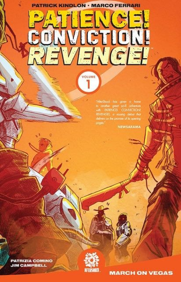 Patience! Conviction! Revenge! Vol. 1