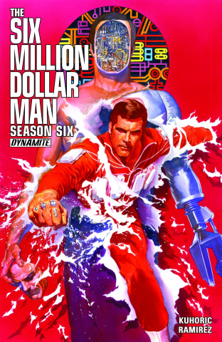 The Six Million Dollar Man, Season 6