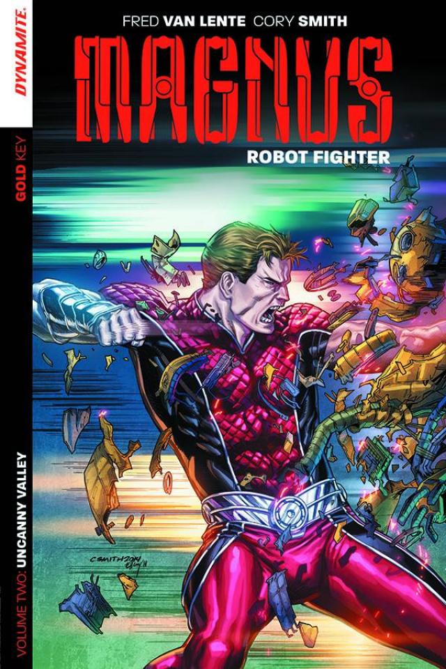Magnus, Robot Fighter Vol. 2: Uncanny Valley