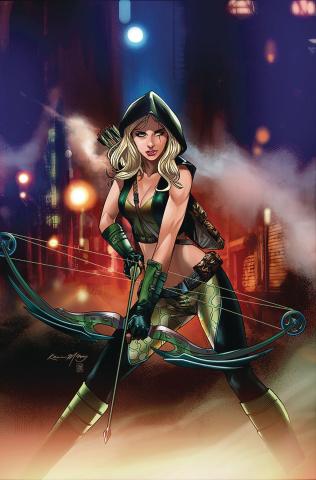 Robyn Hood: Vigilante #4 (McCoy Cover)