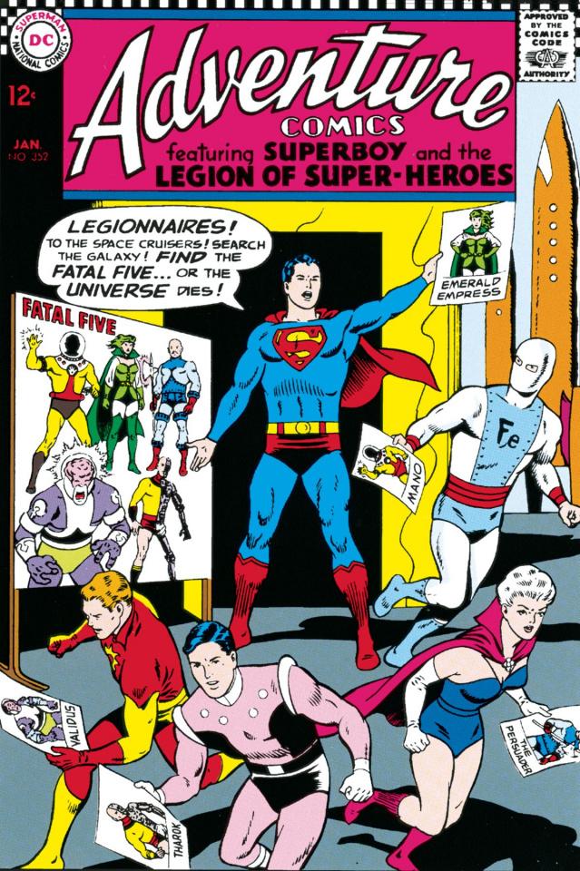 Legion of Super Heroes: The Silver Age Vol. 2 (Omnibus)