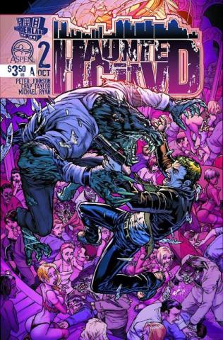 Haunted City #2 (Ryan Cover)