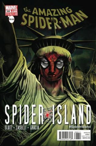 The Amazing Spider-Man #666