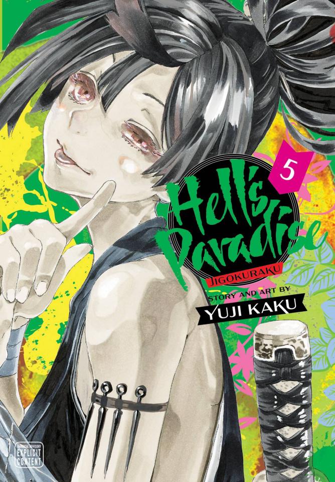 Hell's Paradise: Jigokuraku Vol. 5