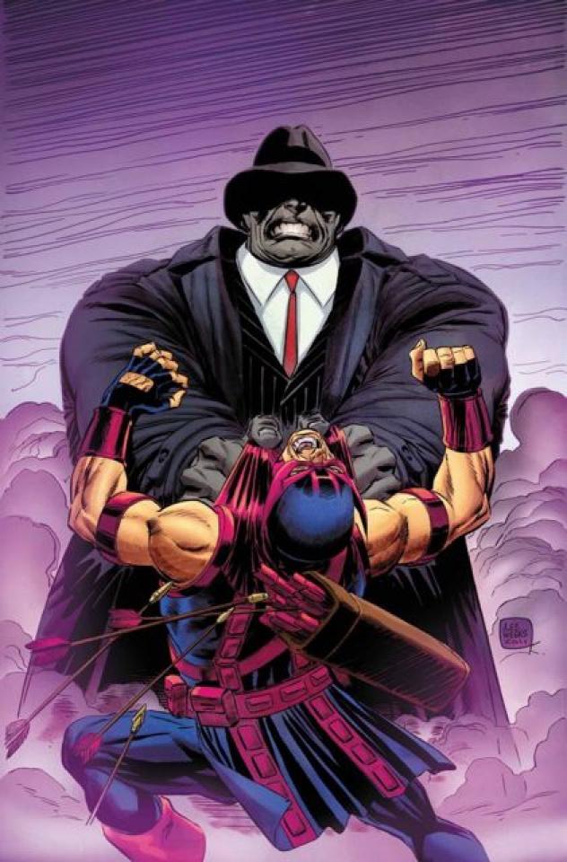 Hulk Smash Avengers #4