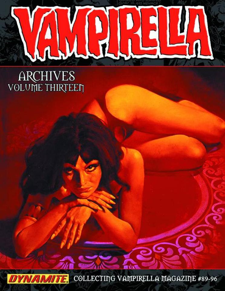 Vampirella Archives Vol. 13