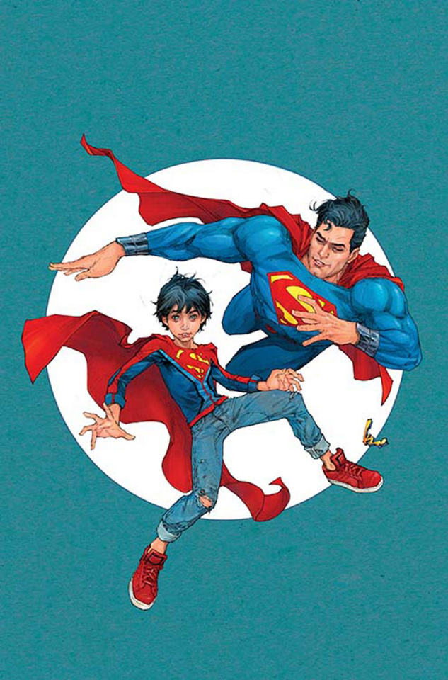 Superman #3 (Variant Cover)