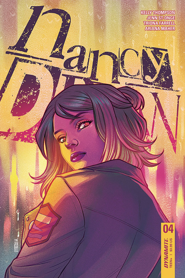 Nancy Drew #4 (Bartel Cover)