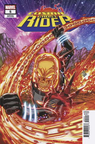 Cosmic Ghost Rider #5 (Lim Cover)