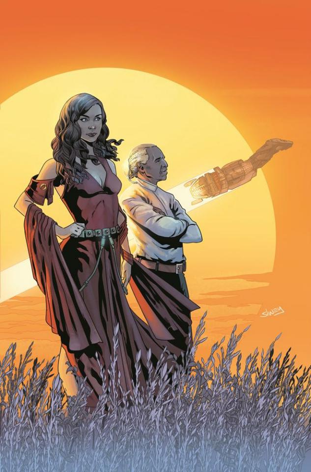 Firefly #10 (Sliney Cover)