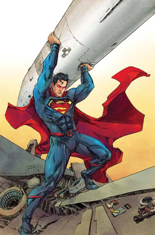 Superman #2 (Variant Cover)