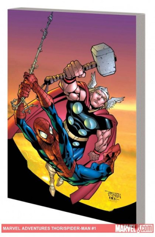 Marvel Adventures: Thor/Spider-Man Digest