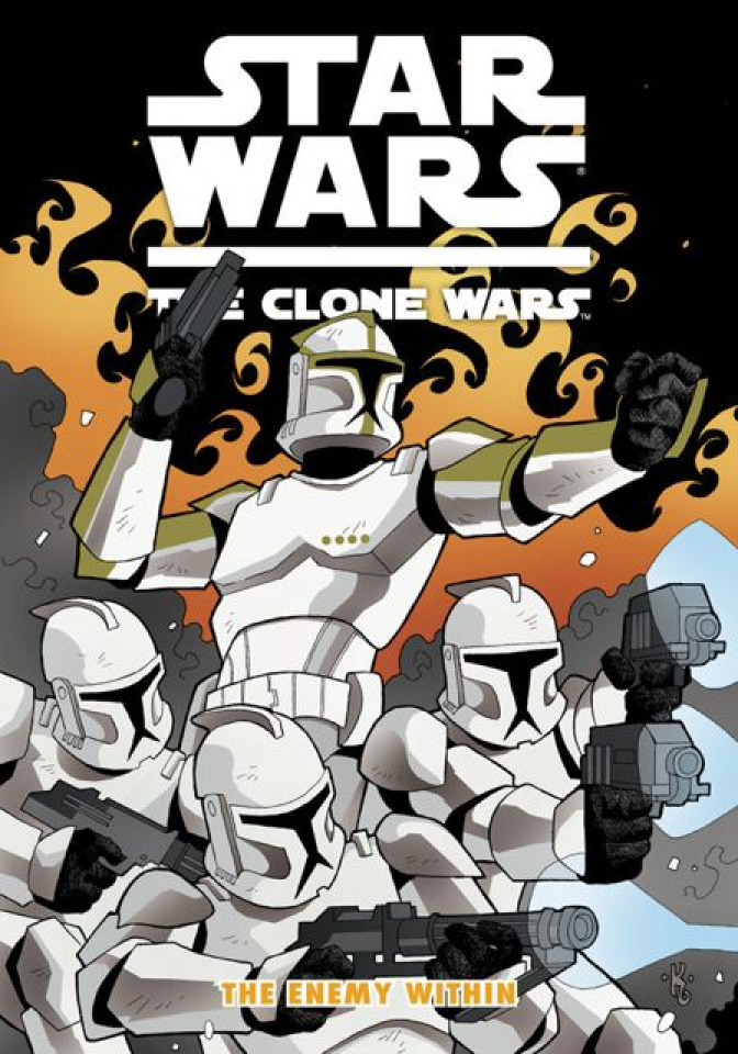 Star Wars: The Clone Wars Vol. 7: The Enemy Within