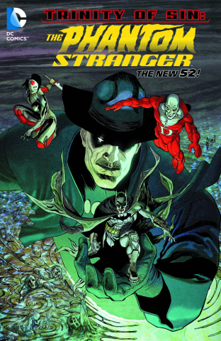 The Phantom Stranger Vol. 2: Breach of Faith