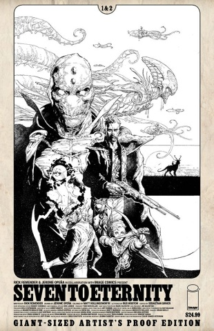 Seven to Eternity Giant-Sized Artist's Proof Edition