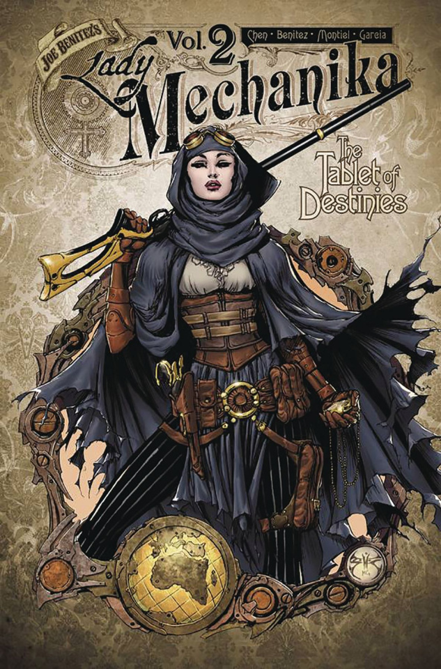 Lady Mechanika Vol. 2 (Oversized Edition)