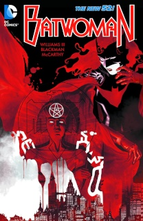 Batwoman Vol. 4: This Blood Is Thick