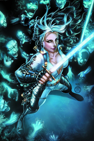 Grimm Fairy Tales: Demons Unseen #1 (Toliboa Cover)